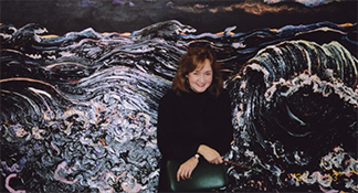Nina Beall, artist and teacher